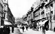 Bath, Milsom Street 1904