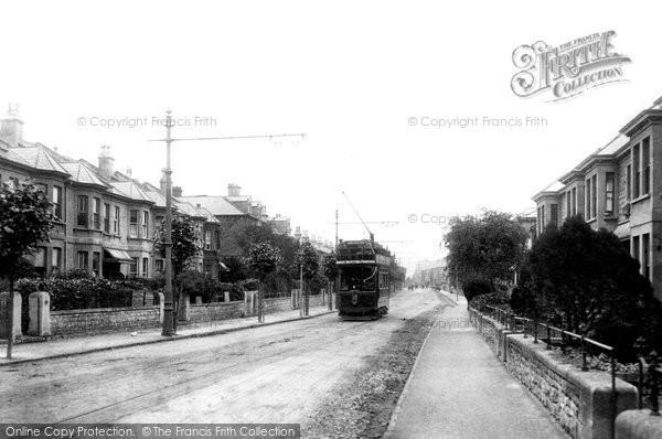 Bath, Newbridge Road 1909