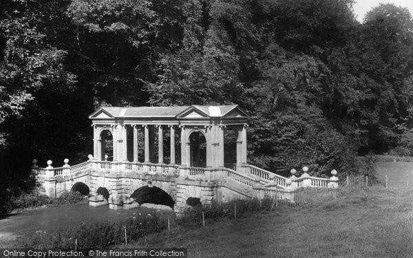 Bath, Prior College Palladian Bridge 1902