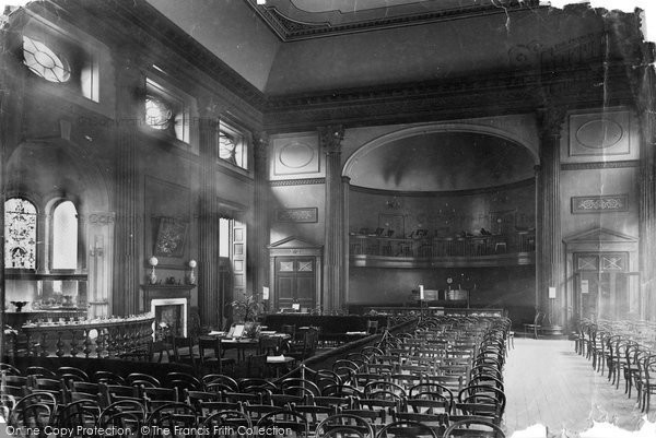 Bath, Pump Room, Orchestra 1890