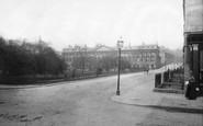 Bath, Queen's Square 1890