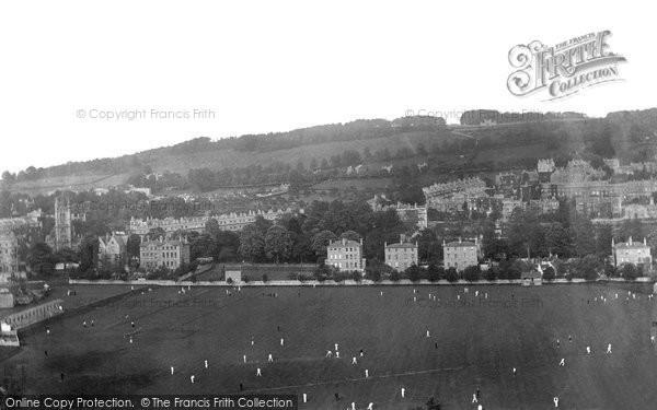 Bath, Recreation Ground 1907