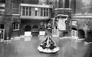 Bath, Roman Bath, King's Bath, Main Spring 1907