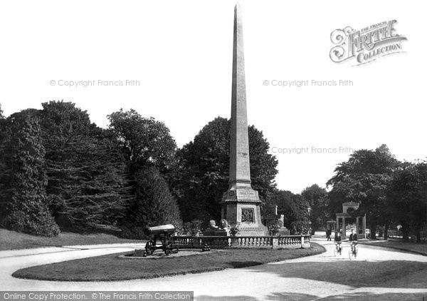 Bath, Royal Victoria Park 1911