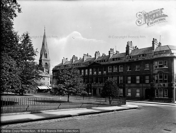 Bath, St James Square 1929