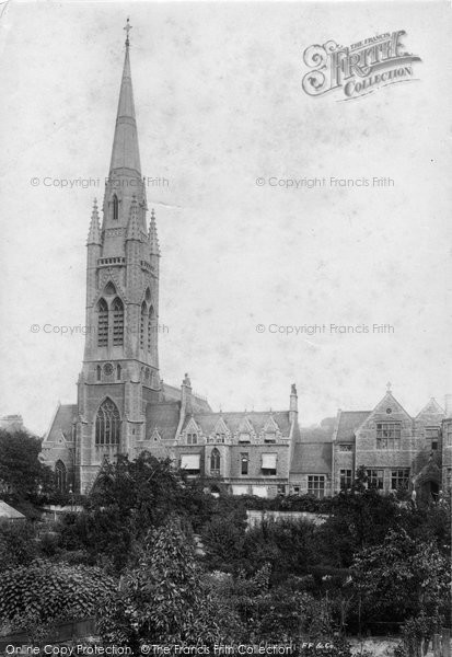 Bath, St John's Church 1902