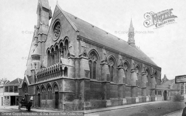 Bath, St Paul's Church 1902