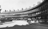 Bath, The Circus 1911