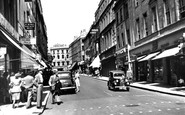 Bath, Union Street c.1955