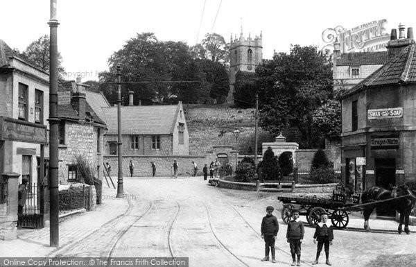 Bath, Upper Weston 1907