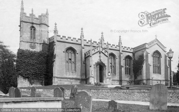 Bath, Upper Weston Church 1907