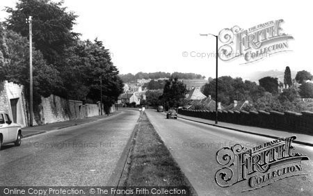 Bath, Wells Way c.1965