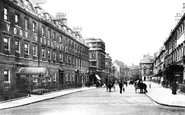 Bath, York House Hotel 1907