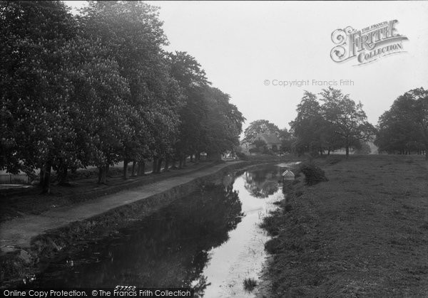 Bathampton, On The Canal 1907