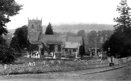 Bathampton, St Nicholas's Church 1907