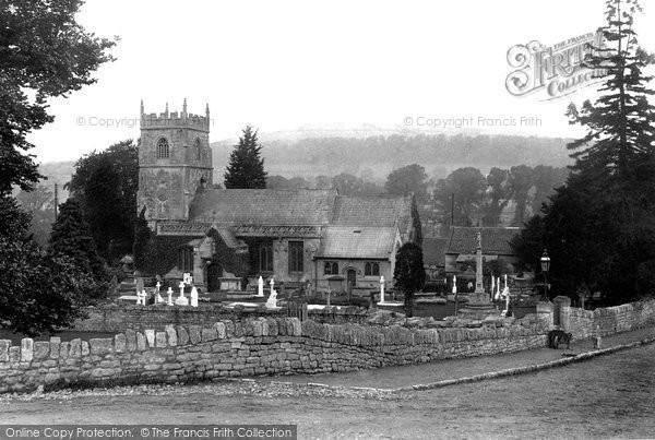 Photo of Bathampton, St Nicholas's Church 1907