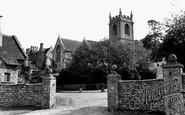 Batheaston, St Catherine's Church c.1960
