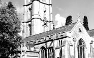 Batheaston, St John The Baptist  Parish Church c.1960