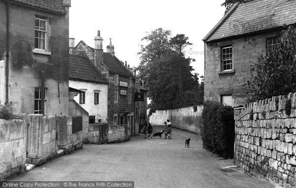Bathford, Ashley Road c.1955