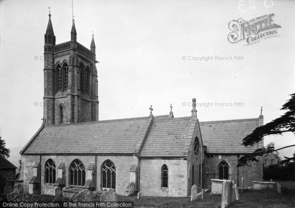 Bathford, St Swithun's Church c.1955