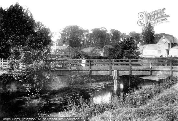 Bathpool, The Bridge 1902