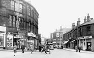 Batley, Commercial Street 1952