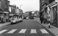 Batley, Market Street c.1965