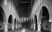Battersea, Ascension Church Interior 1899