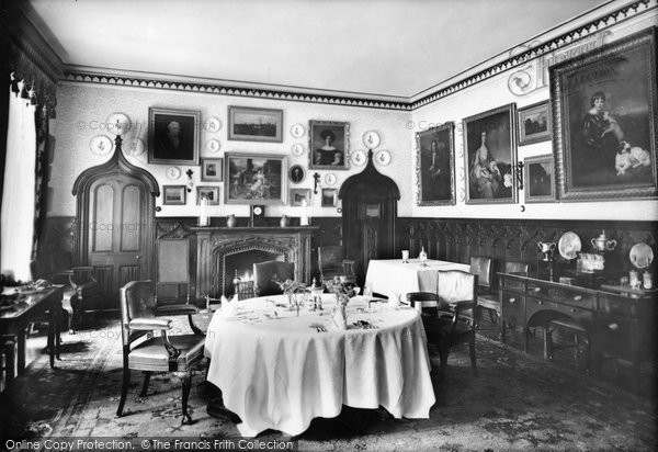 Battle, Abbey Dining Room 1910