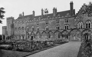 Battle, Abbey East Terrace 1927