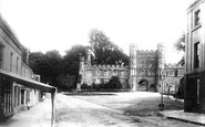 Battle, Abbey Gateway 1890