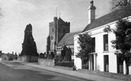 Battle, St Mary The Virgin Church c.1955