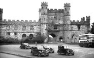 Battle, The Abbey c.1950