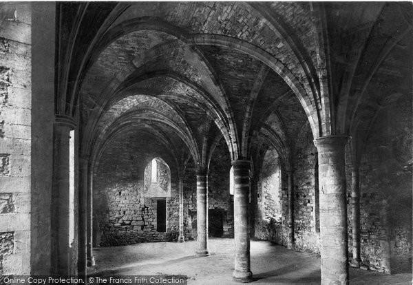 Battle, The Abbey, The Scriptorium 1910