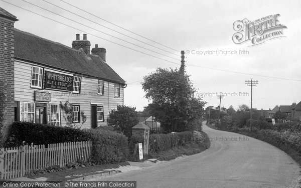 Battle, The Post Office, Virgin's Croft c.1950