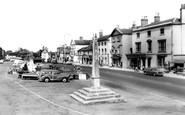 Bawtry, Buttercross, Market Place c.1965