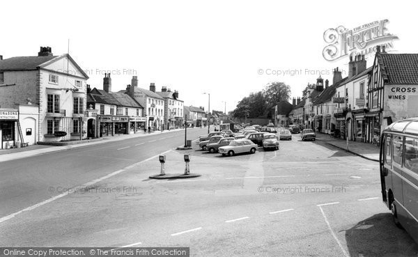 Bawtry, High Street And Market Place c.1965