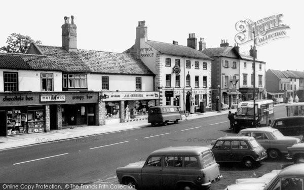 Bawtry, High Street c.1965