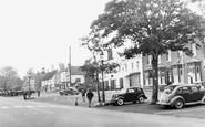 Bawtry, Market Place c.1955