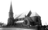 Baxenden, St John The Baptist Church 1897
