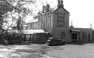 Beachley, Ferry Hotel c.1955