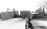 Beachley, The Slipway c.1955
