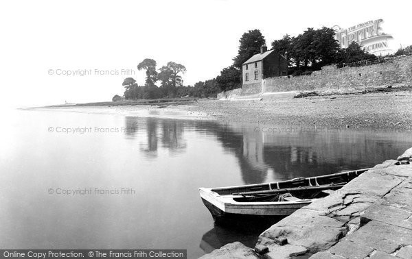 Beachley, View From Pier 1925