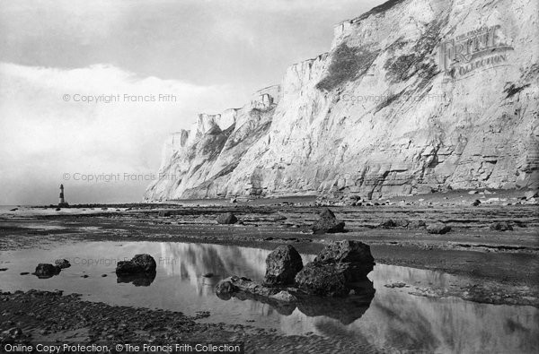 Beachy Head, From The Sands 1903