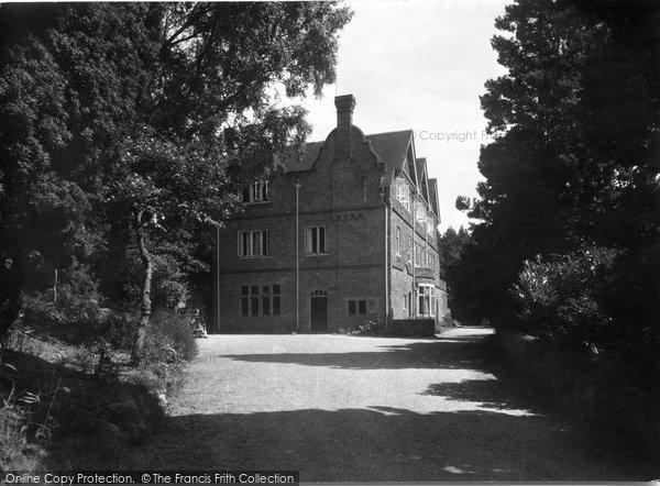 Beacon Hill, Cha Guest House, Whitmore Vale c.1955