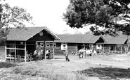 Beacon Hill, Marchants Hill Camp, Dormitories c1955