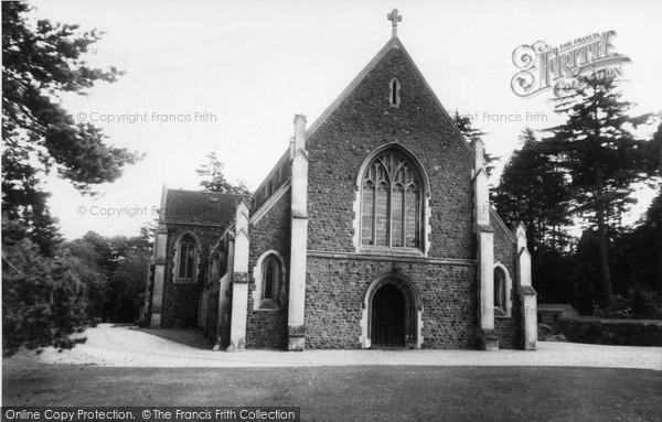 Beacon Hill, St Alban's Church c.1960