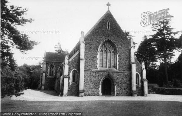 Beacon Hill, St Albans Church c.1960