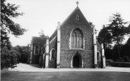 Beacon Hill, St Albans Church c.1960