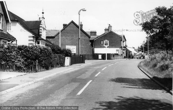 Beacon Hill, The Village c.1960